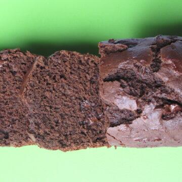 Chocolate Yogurt Loaf Cake
