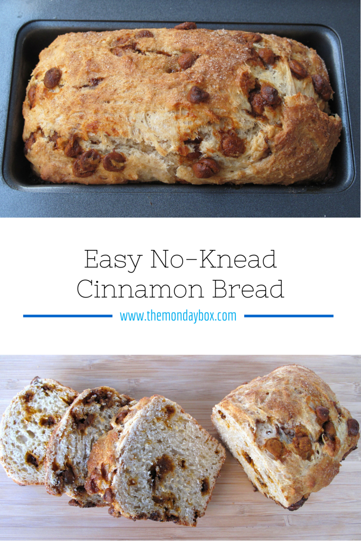 Homemade Cinnamon Bread Recipe — Dishmaps