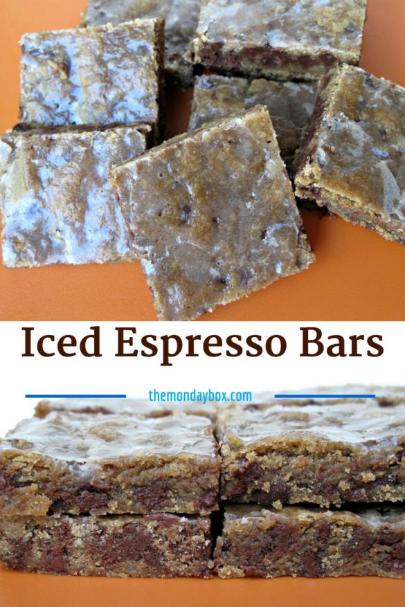 Iced Espresso Bars