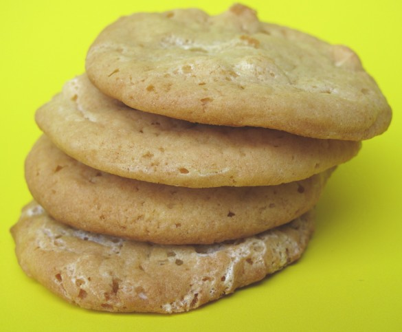 Apple Pie Pudding Cookies, Lemon Meringue Pie Pudding Cookies, Grasshopper Pie Pudding Cookies