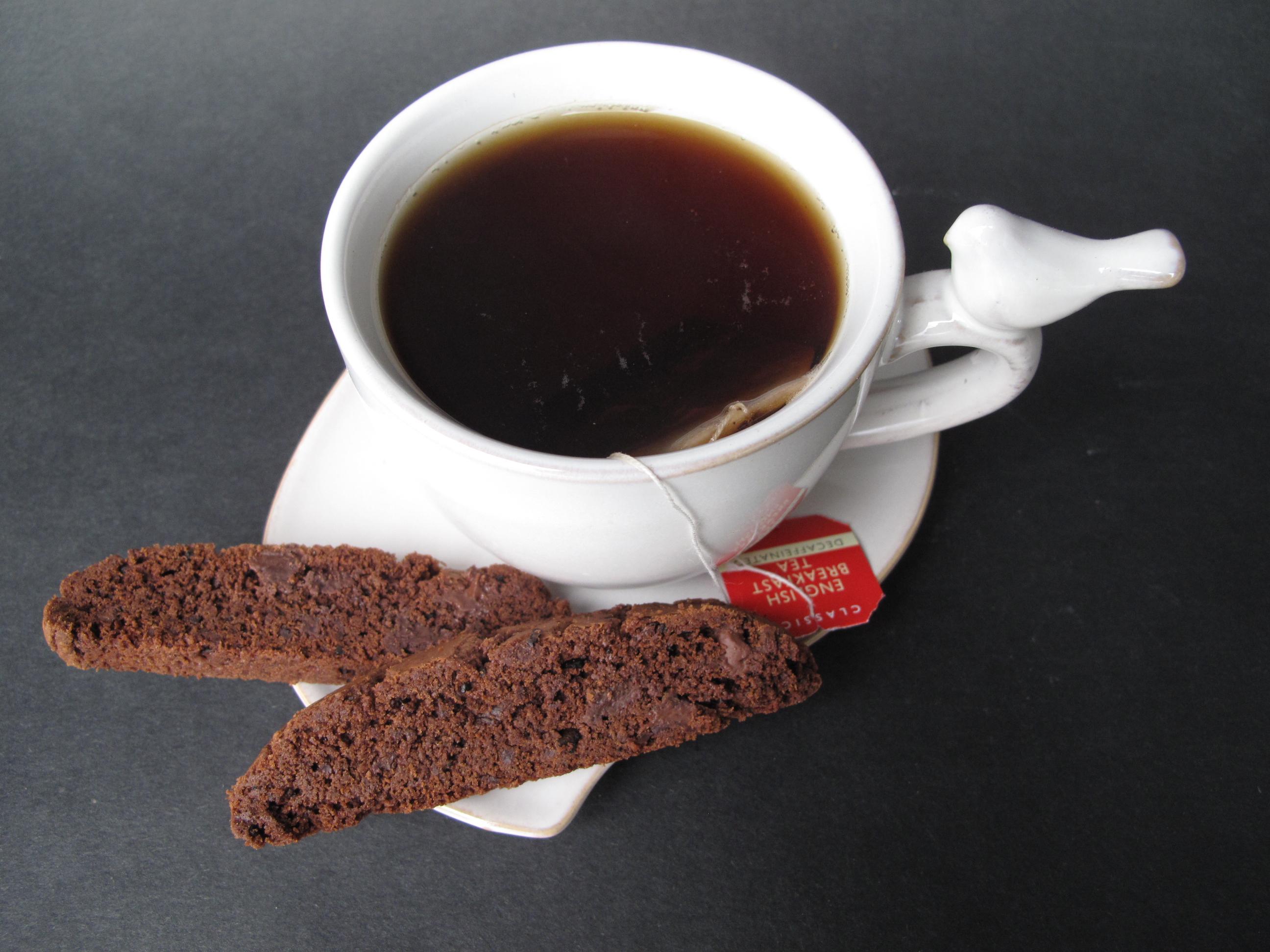Chocolate Espresso Biscotti - The Monday Box