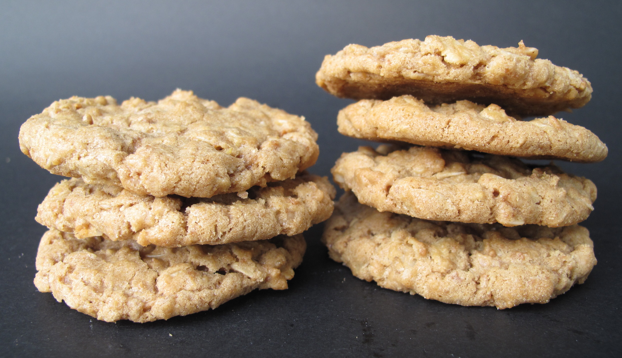 Biscoff Oatmeal Cookies Recipes — Dishmaps