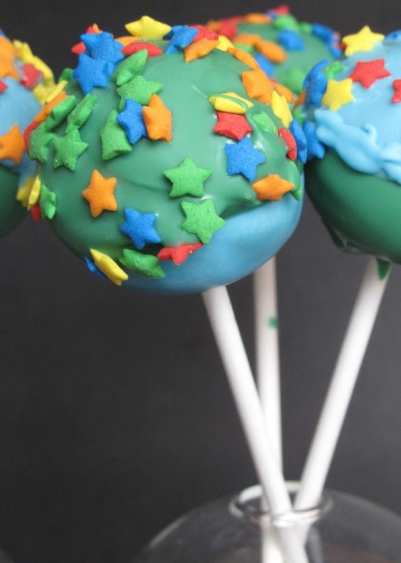 beginners cake pop