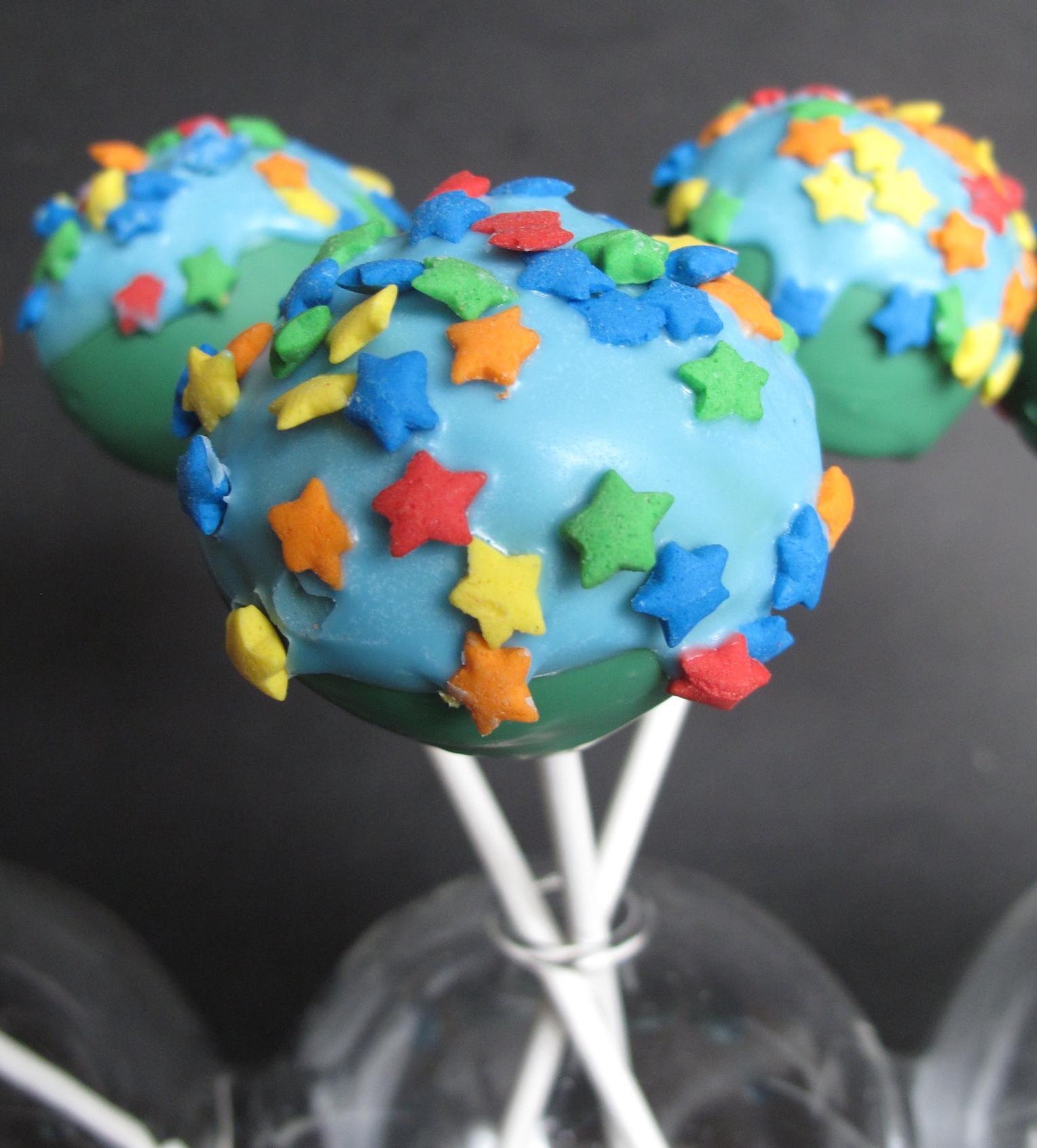 beginners cake pops