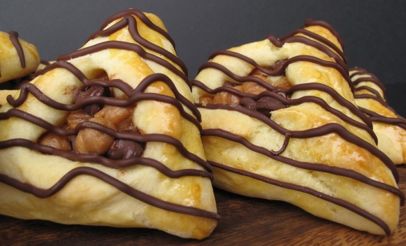 Hamantashen Pocket Cookies