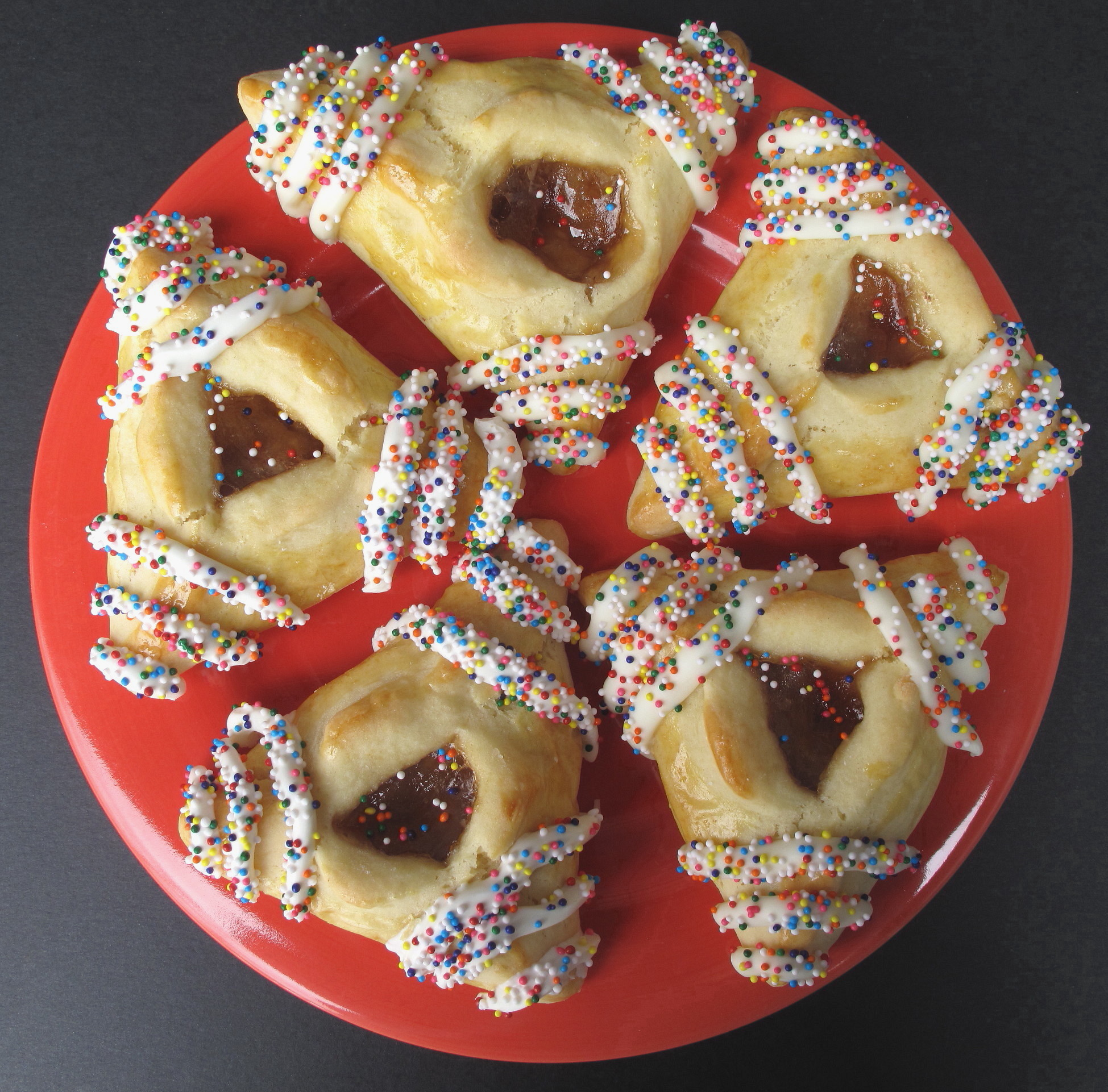 Hamantashen Pocket Cookies