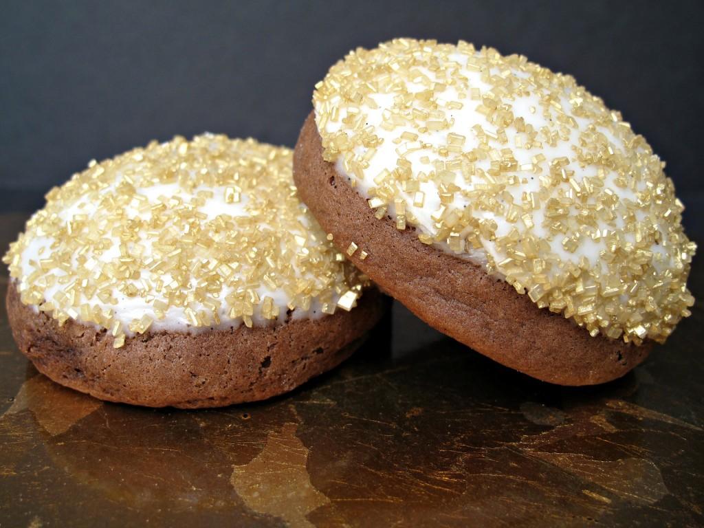 soft italian chocolate cookie