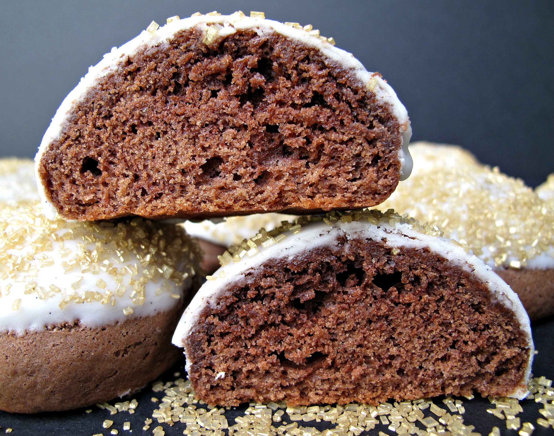 Soft Cookie Cake Recipe