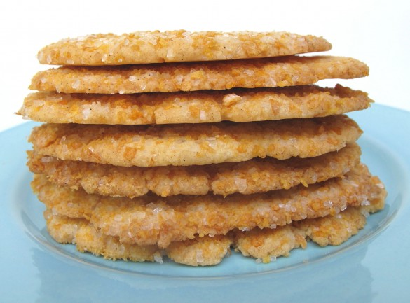 Crispy Frosted Flakes Sugar Cookies