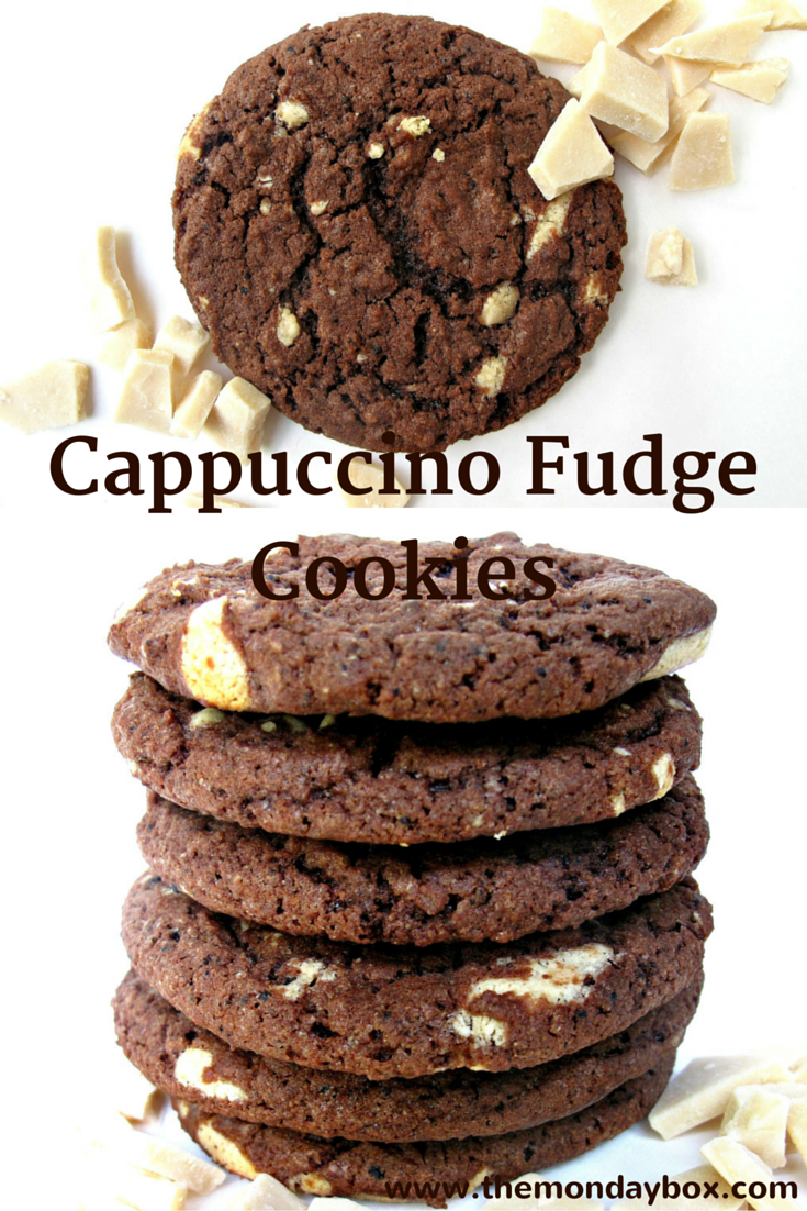Cappuccino Cookies With Espresso And White Chocolate Recipes ...