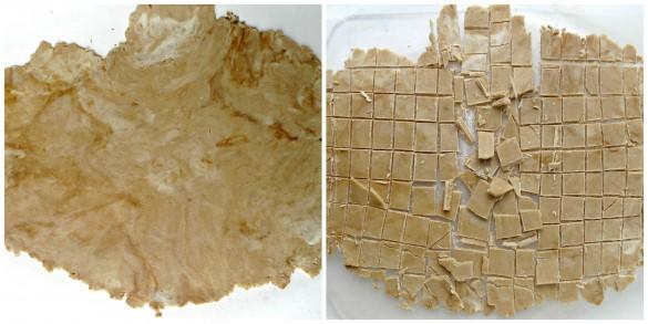 Cappuccino Chip Fudge Cookies