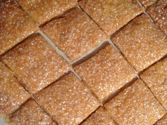 Shimmering Maple Crisps