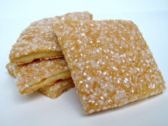 Shimmering Maple Crisps