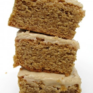 Brown Butter – Brown Sugar Bars