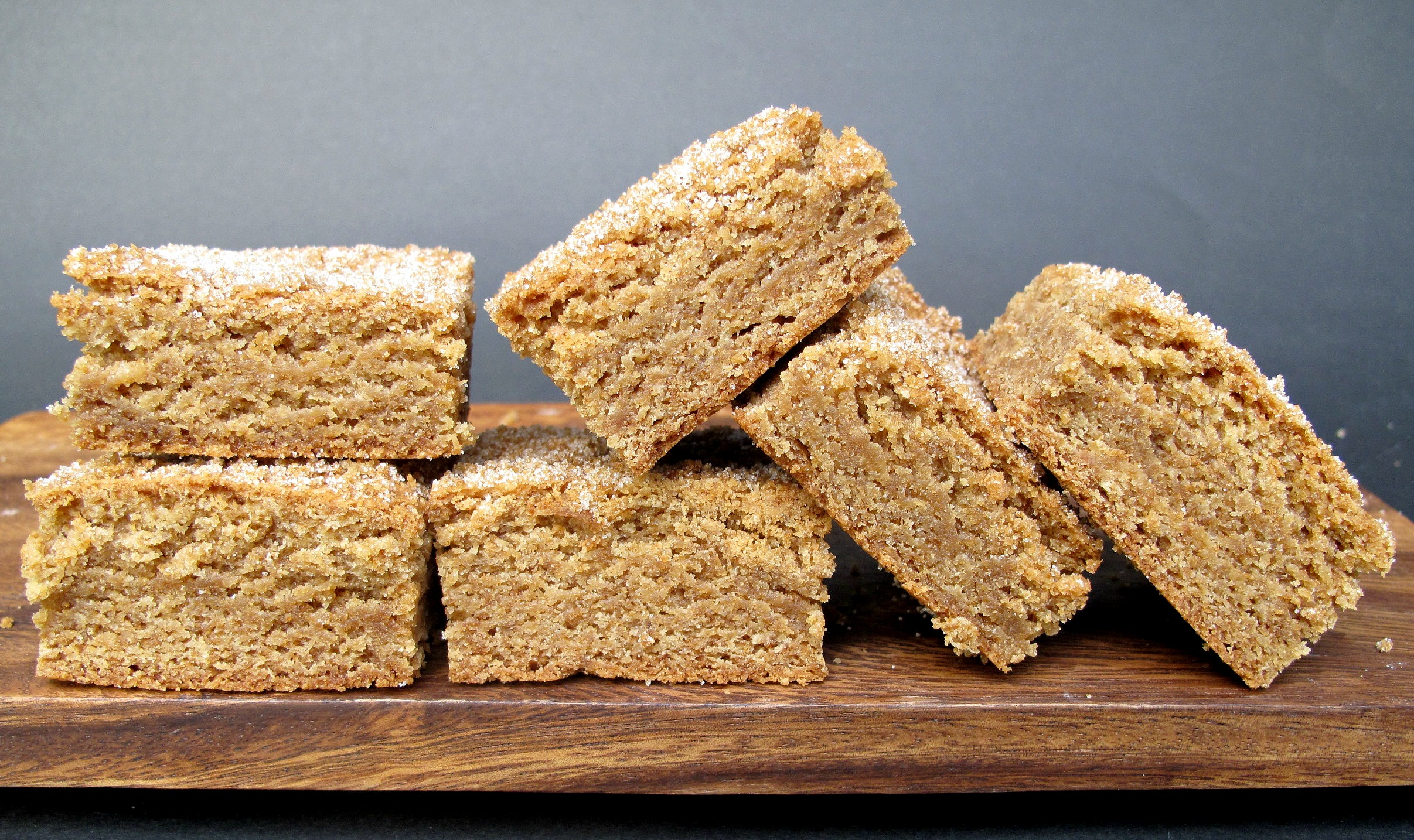 Brown Butter-Brown Sugar Bars