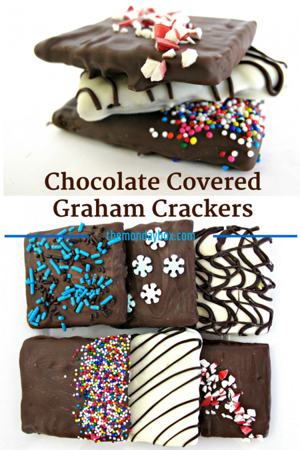 Chocolate Covered Grahams