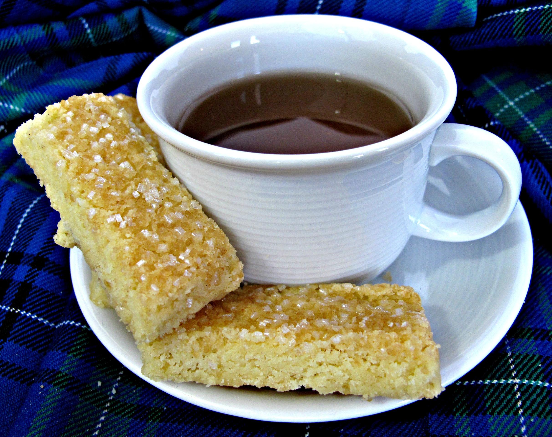 Buttery Scottish Shortbread