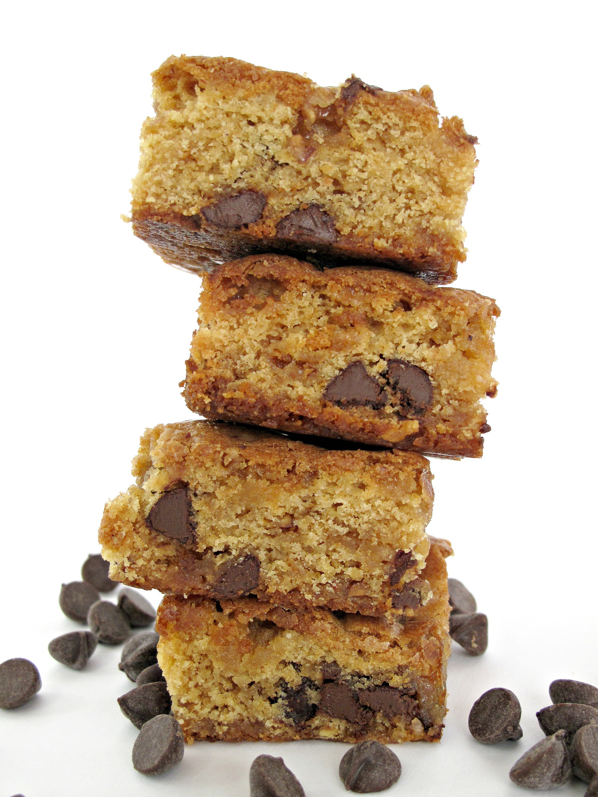 Chocolate Chip Cookie Bars with Incredibly Long Lasting ...