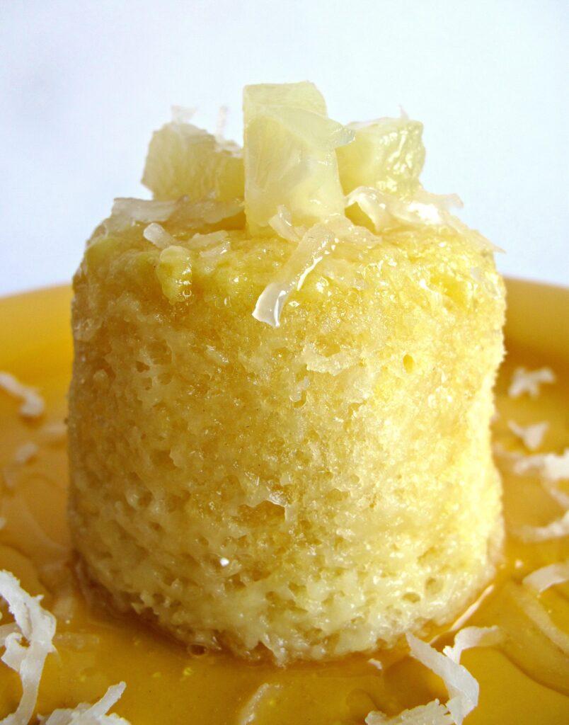 3-2-1 Piña Colada Cake