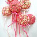Vanilla Bean Balloon Cookies