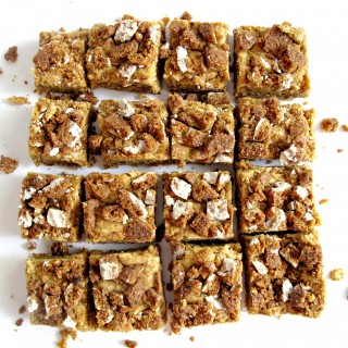 Butterscotch Oatmeal Bars