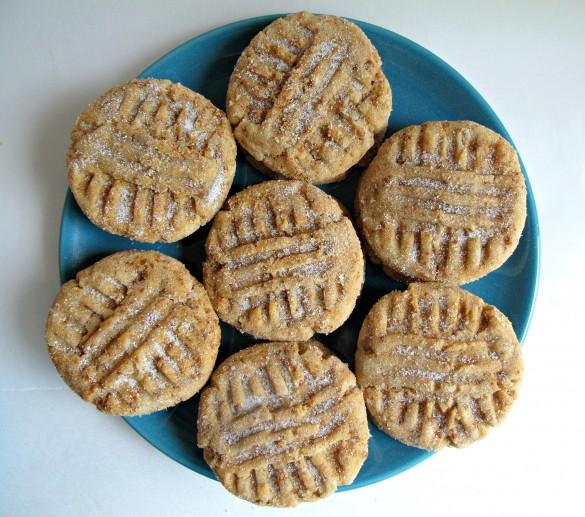 Cinnamon Divinity Cookies