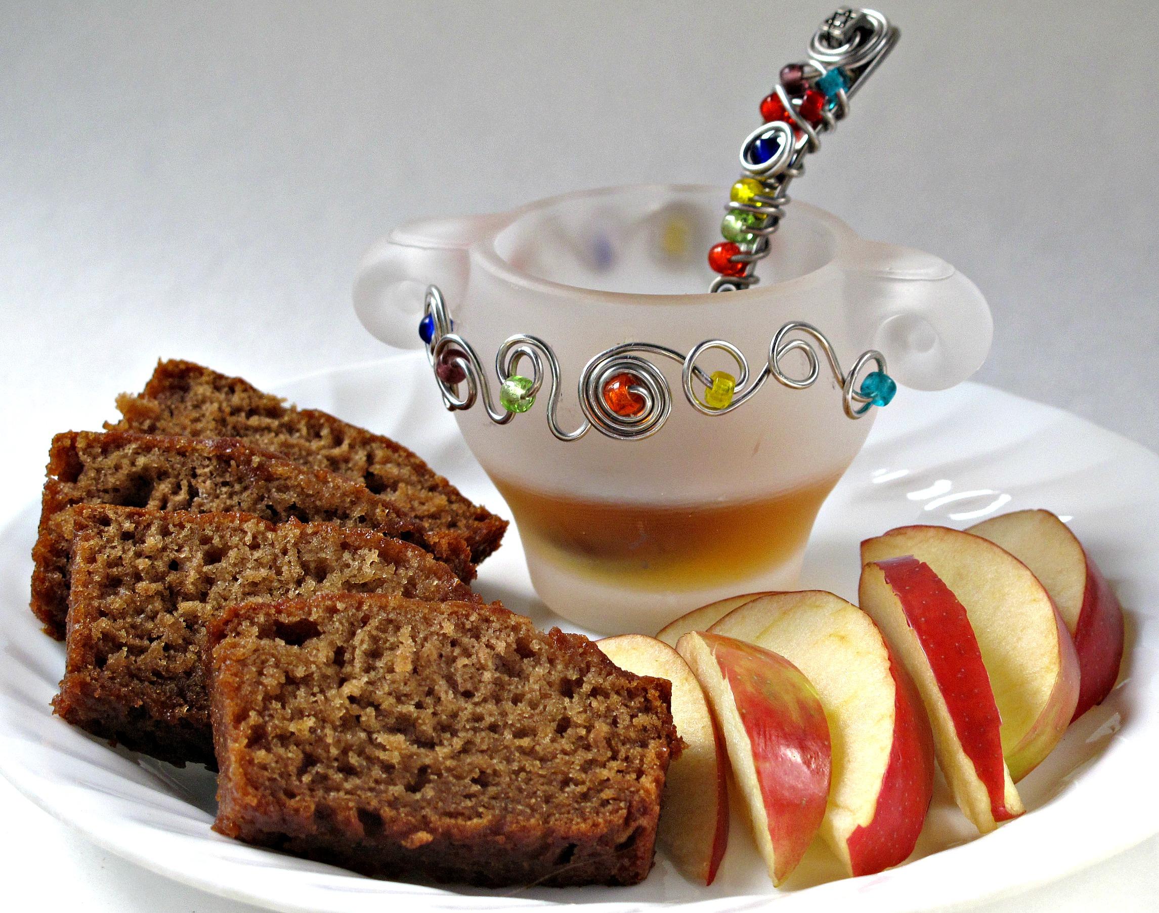 Jewish New Year Honey Cake Recipe