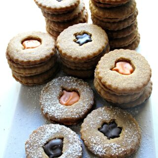 Honey Graham Sandwich Cookies