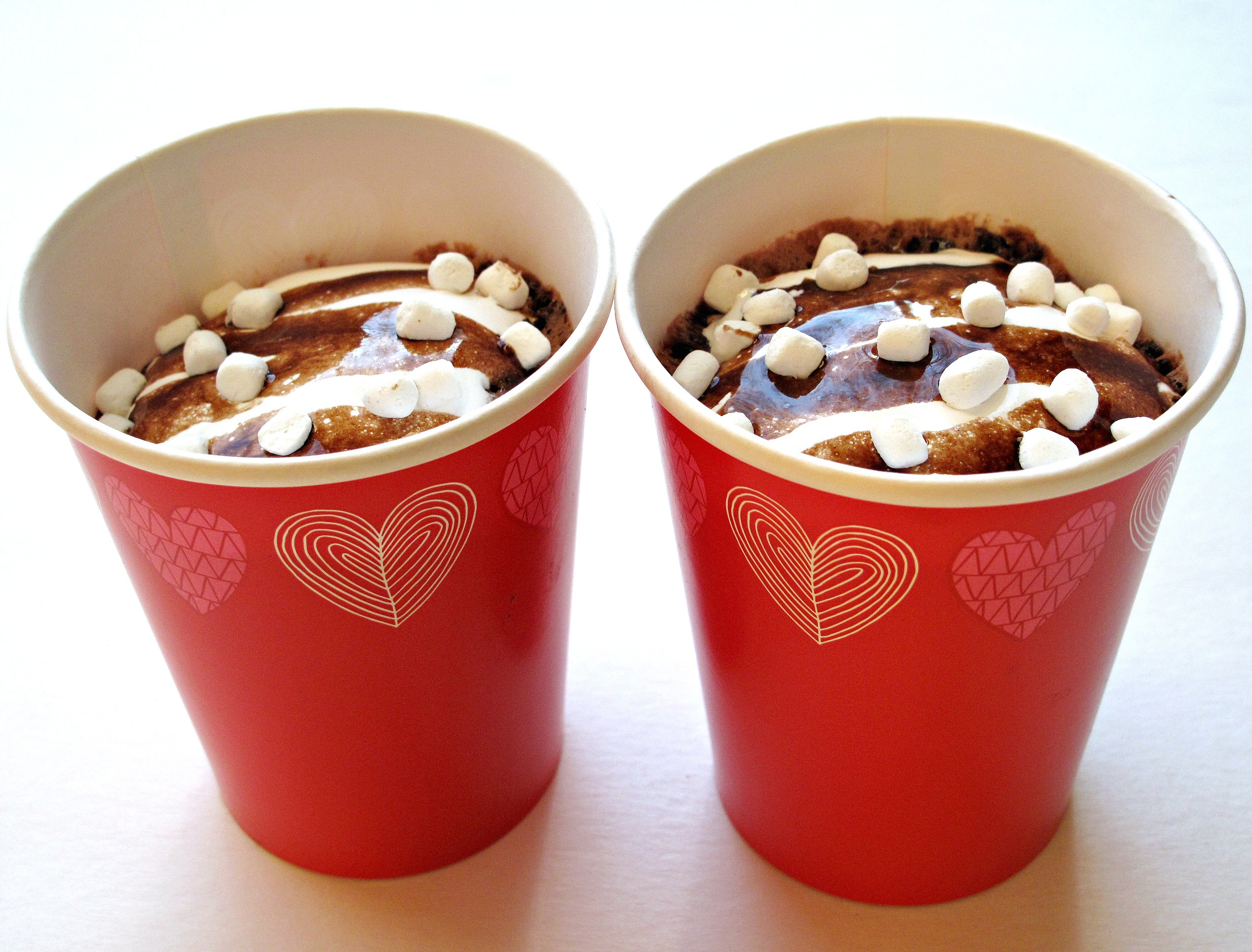 Family Hot Chocolate Mugs