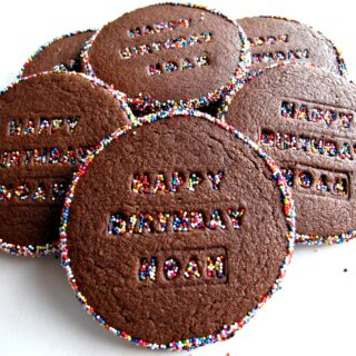 Celebration Sprinkle Cookies