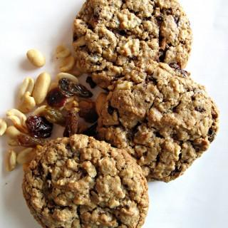 Marathon Cookies