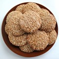 Honey Sesame Cookies