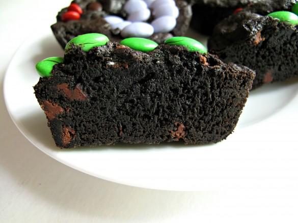 Decorated Fudge Brownies