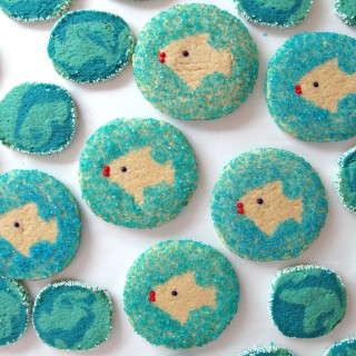 Gone Fishing Sugar Cookies | The Monday Box