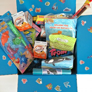 Gone Fishing Military Care Package | The Monday Box