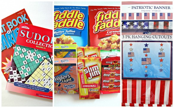 4th of July Military Care Package