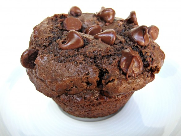 Chocolaty Chip Muffins