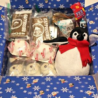 Penguin and Polar Bear Oreos for Military Care Package #17
