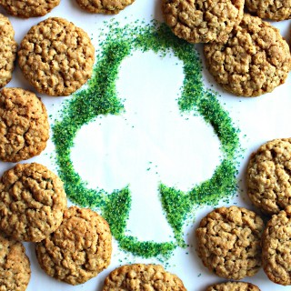Irish Oatmeal Cookies