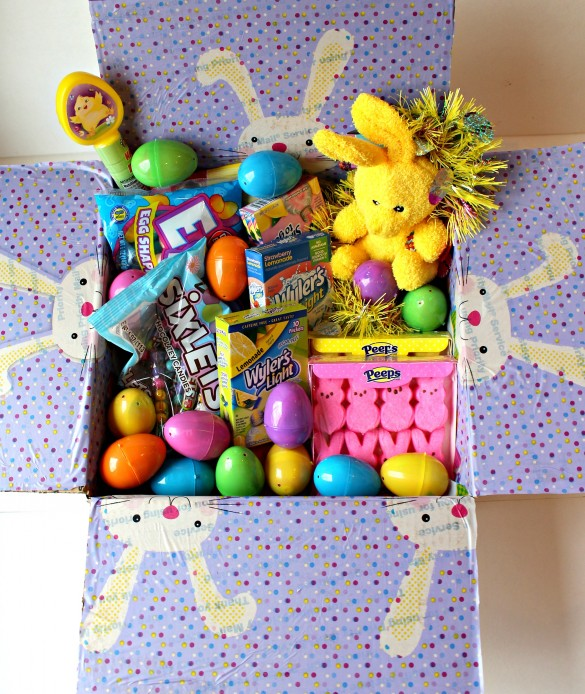 Easter Themed Military Care Package
