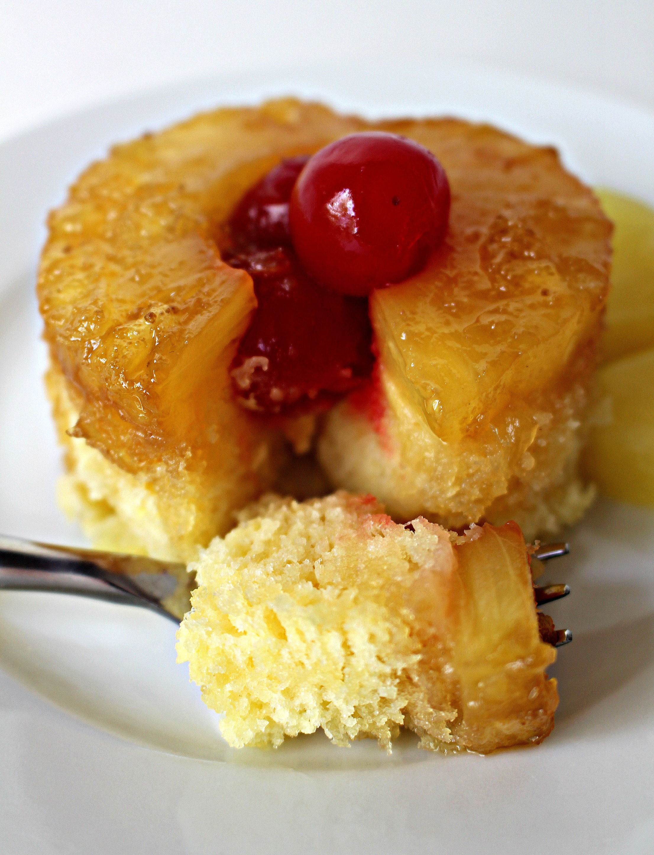 Pineapple Upside Down Cake Without Cake Mix
