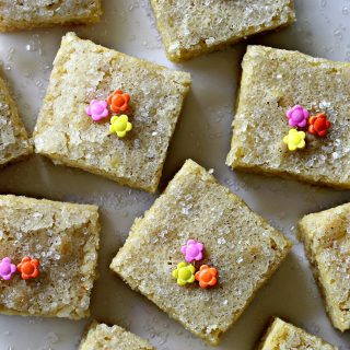 Simple Sugar Cookie Bars