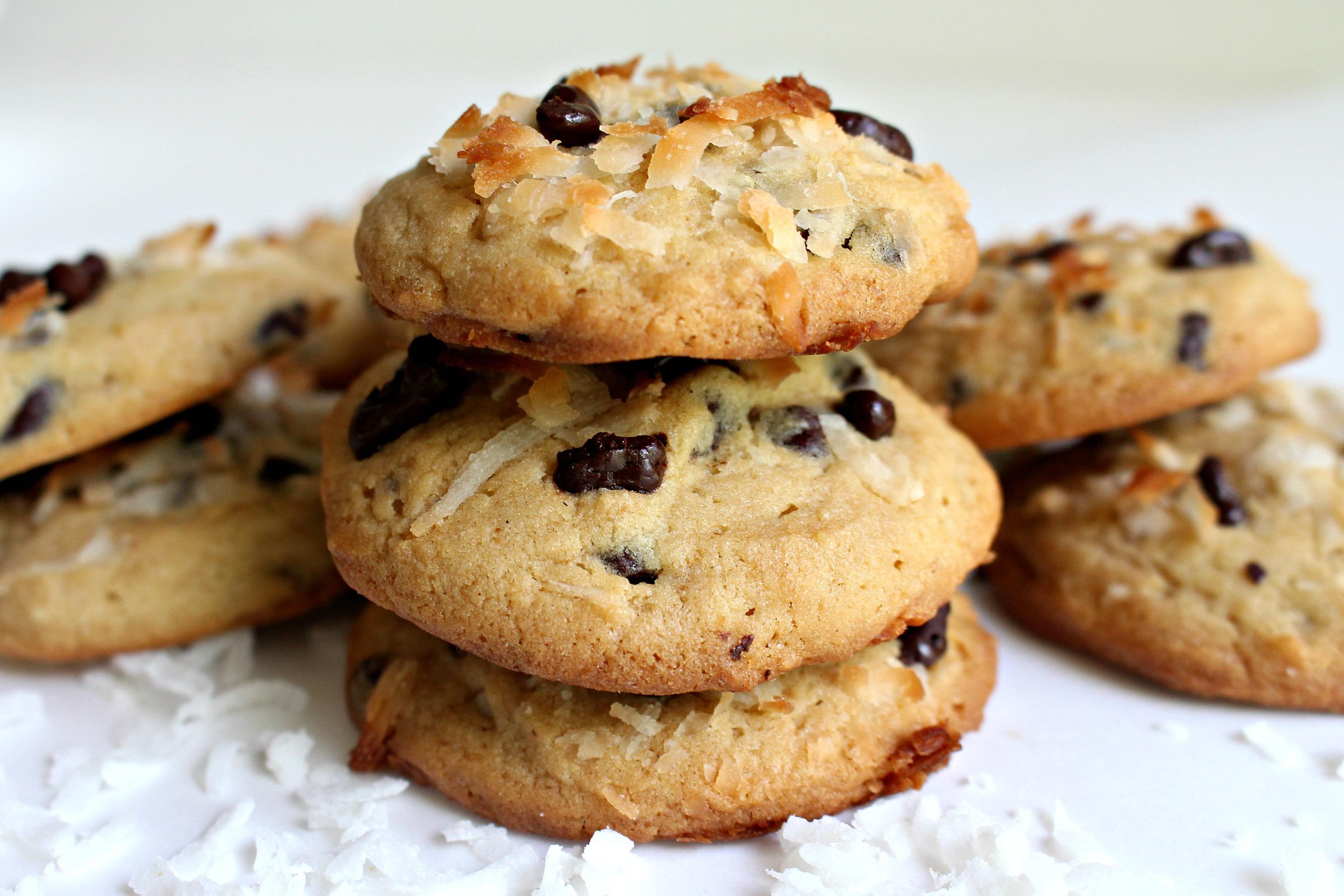 Coconut Milk Cookies