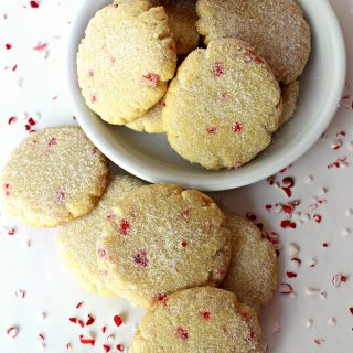 Lemon Peppermint Cooler Cookies