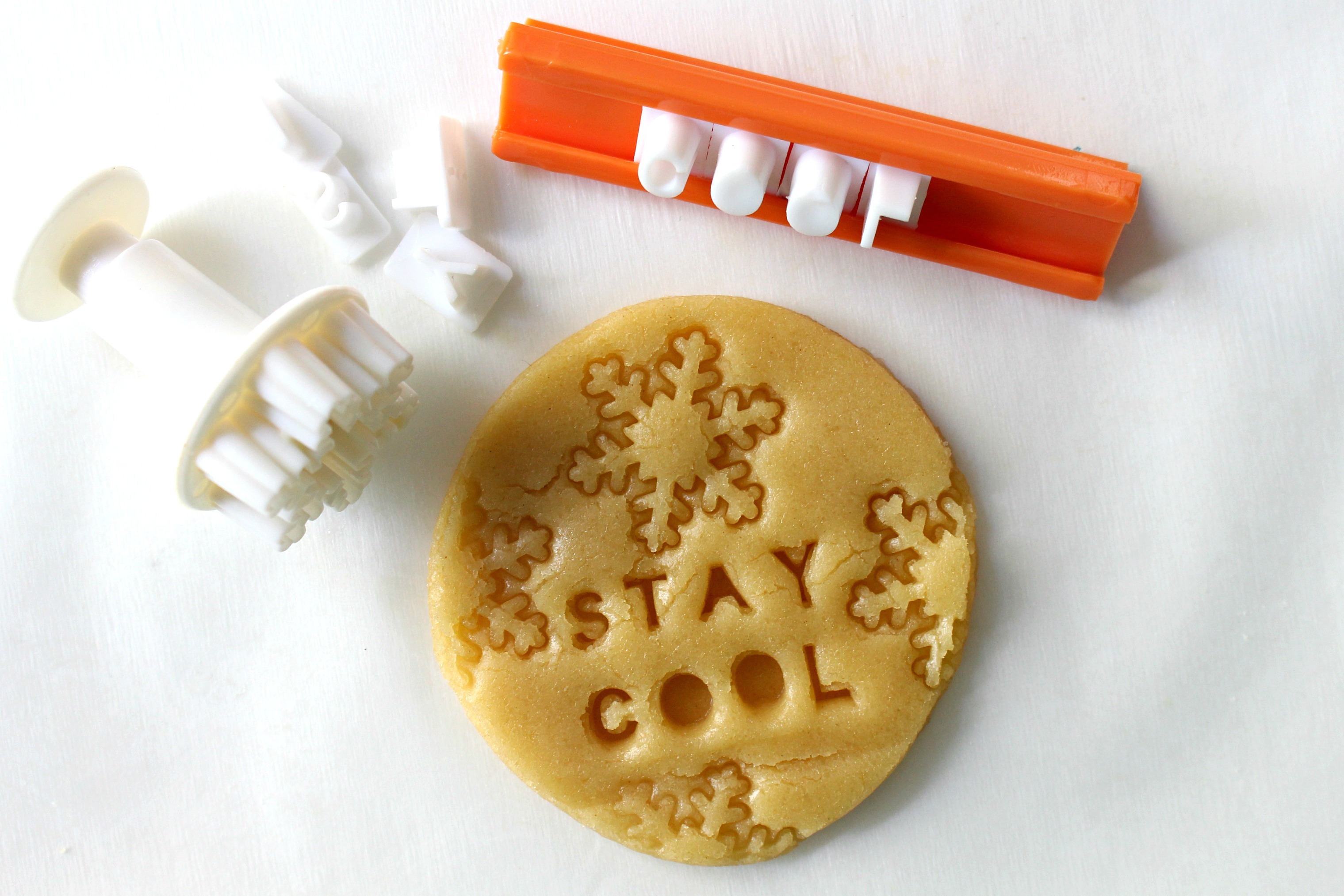 stay cool imprinted cookies for military care package 24 the