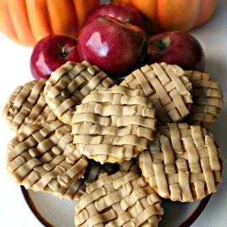 Apple Pie and Pumpkin Pie Cookies