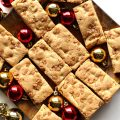 Butterscotch Blondie Bars (Time Saver Recipe)