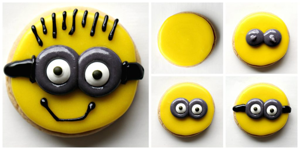 Minions theme for military care package #28