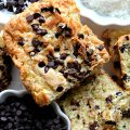 Coconut Milk Chocolate Chip Pound Cake