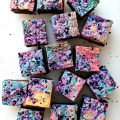 Galaxy Brownies